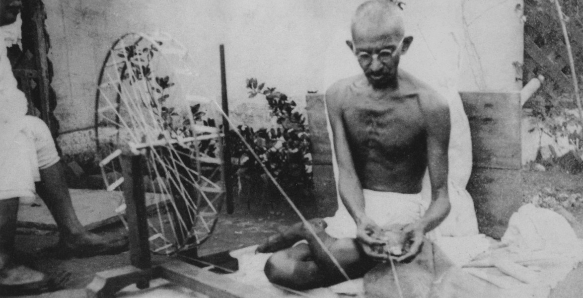 What Modern Luxury Can Learn From Gandhi The Voice Of Fashion