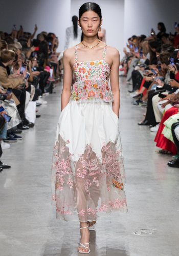 Rahul Mishra Spring Summer 2020 At Paris Fashion Week The Voice Of Fashion